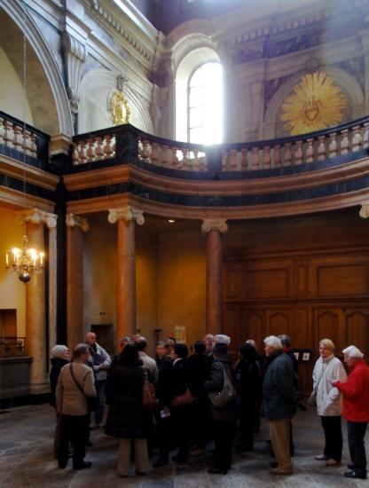 Chapelle Ampère