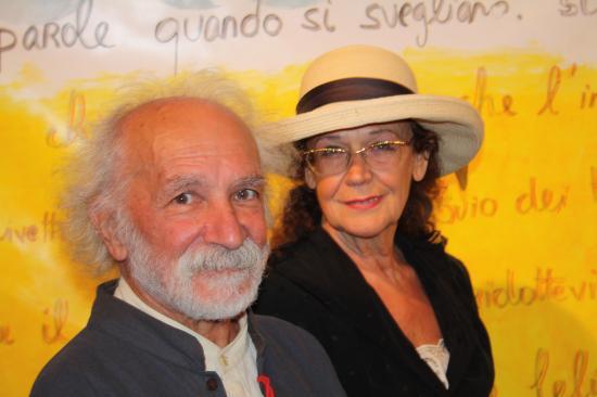 Piero Brombin et Piera Bortolami