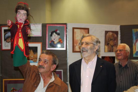 Bruno Niemen et Jean Guichard