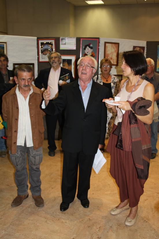 Exposition bicentenaire de Gianduja