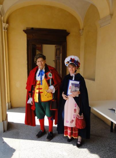 Gianduja et Giacomina