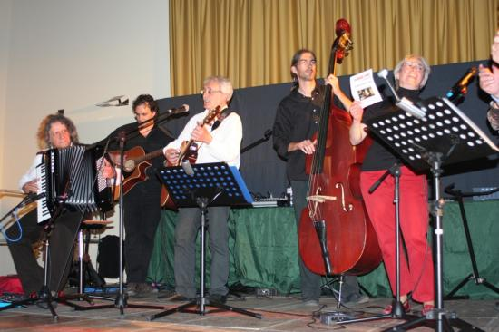 Des chansons avec Maura Susanna et le trio Florimont