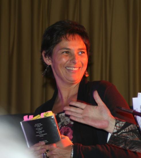 De la poésie avec Patrizia Lino