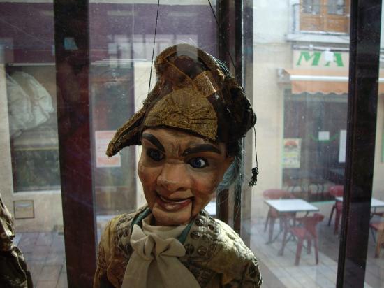 Des marionnettes piemontaises