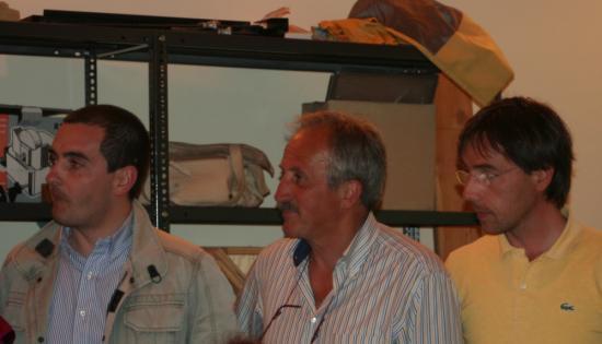 à Henri, Vittorio, Jean Claude