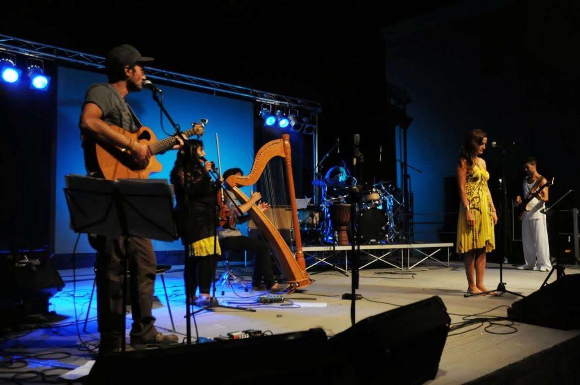 En ouverture concert de L'Emigrant