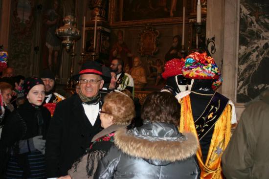 le Carnaval commence par une messe