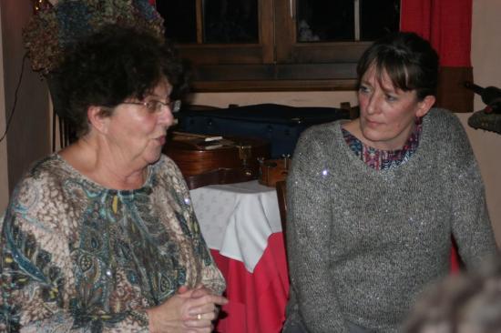 suivi d'un conte avec Micheline et Laurence.