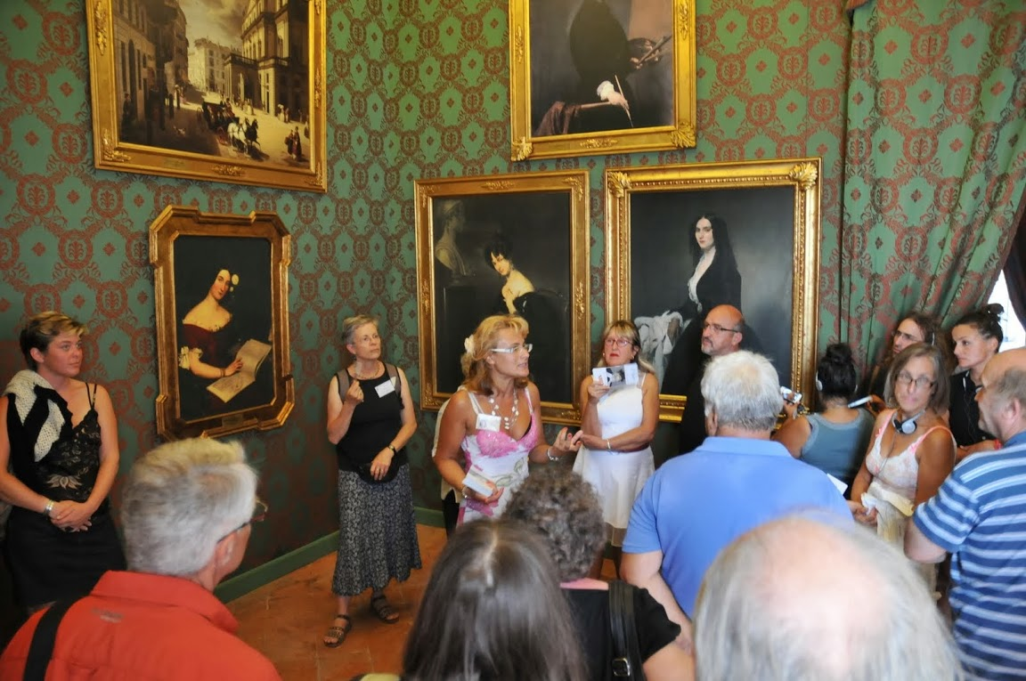 Viiste du musée national Verdi
