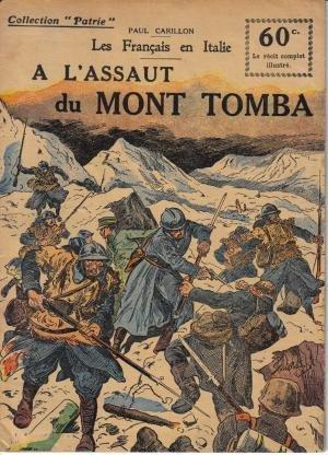 74 les francais en italie a lassaut du mont tomba dumoul