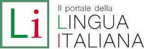 Logo lingua italiana