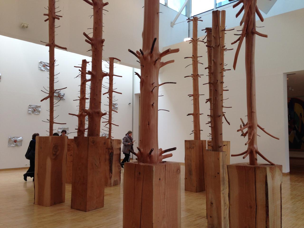 A la découverte de l'arbre intérieur