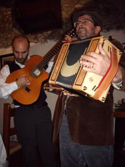 Soirée musicale avec Pino Pontuali