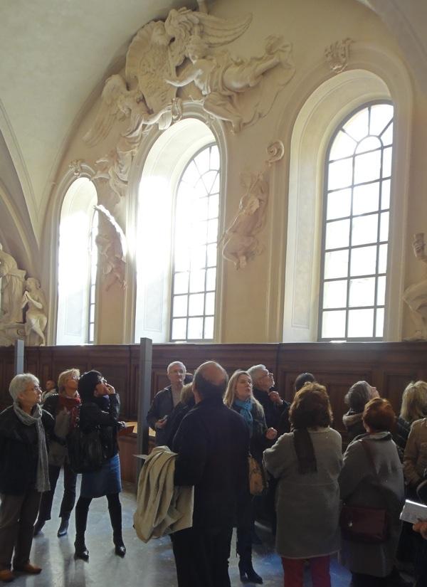 Le réfectoire du musée St Pierre